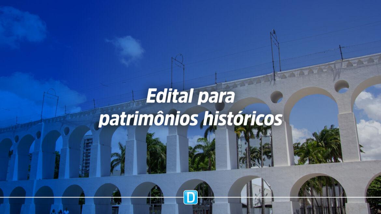 Municípios que tenham projetos de restauração, conservação ou valorização de patrimônios históricos podem se inscrever em edital do BNDES