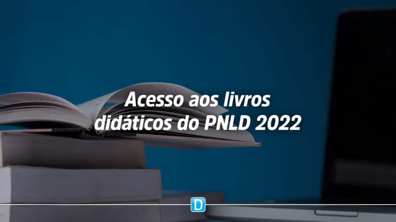MEC disponibiliza o acesso à escolha dos livros didáticos do PNLD 2022