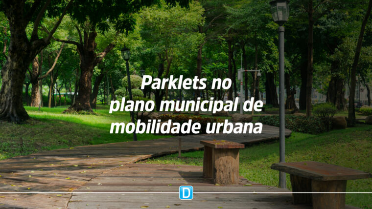 Projeto prevê inclusão de espaços de lazer em plano municipal de mobilidade urbana