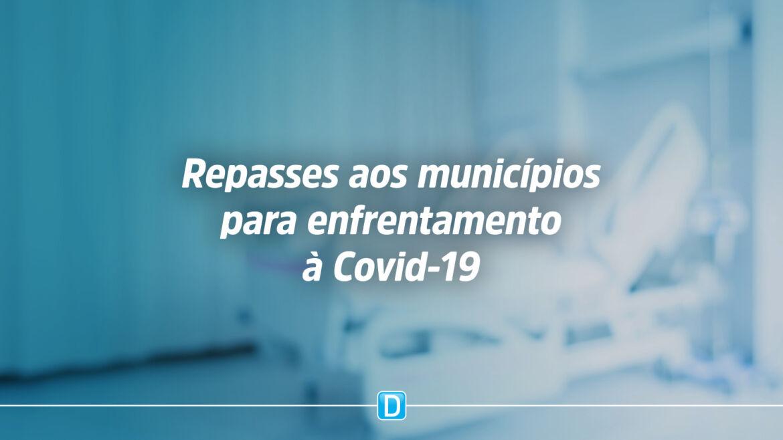 Portaria estabelece repasse financeiro aos Municípios para o custeio dos Centros de Enfrentamento à Covid-19