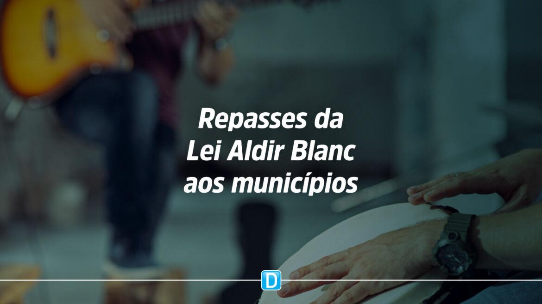 Lei Aldir Blanc: confira os prazos e como os estados devem fazer as transferências aos municípios