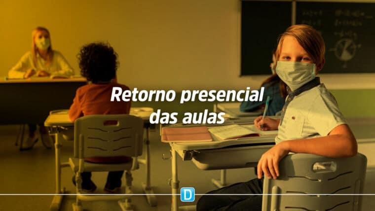 Ministério da Educação e Ministério da Saúde reconhecem importância do retorno presencial às aulas