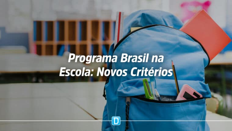 FNDE publica resolução sobre o PDDE Programa Brasil na Escola