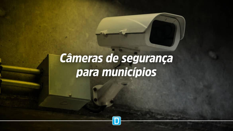 Comissão aprova uso de recursos da loteria para equipar municípios com câmeras de vigilância