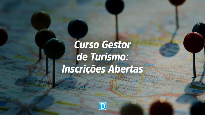 MTur reabre inscrições para qualificação gratuita de Gestor de Turismo