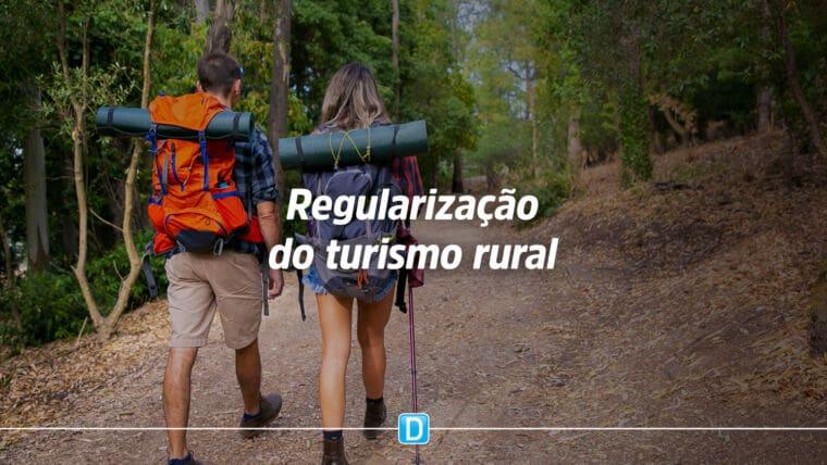 Comissão aprova regularização do turismo rural como segunda atividade e autoriza cadastramento