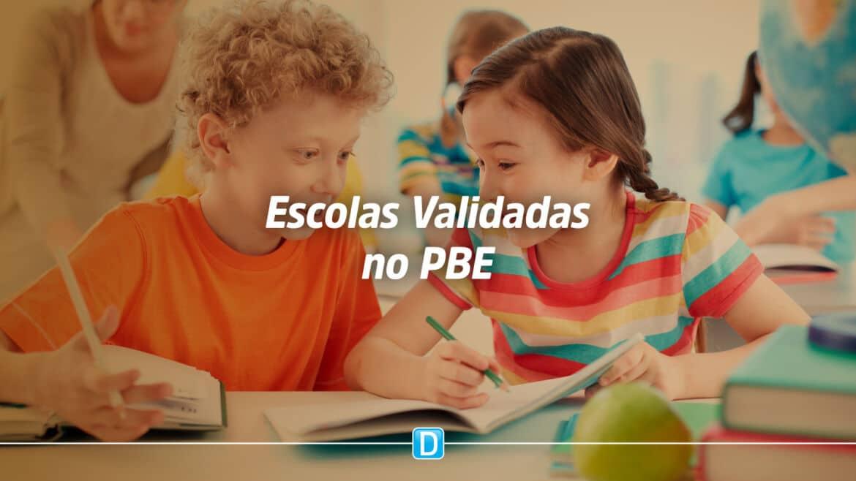 Programa Brasil na Escola: Confira lista de escolas validadas
