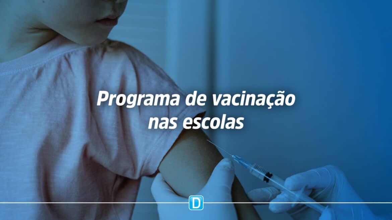 Comissão aprova proposta que cria programa de vacinação nas escolas