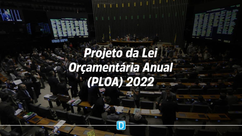 Governo encaminha proposta do Orçamento 2022