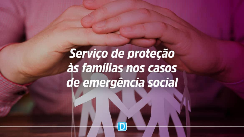 Projeto que cria o Serviço de Proteção e Atendimento Especializado a Famílias e Indivíduos em Situação de Emergência Social é aprovado
