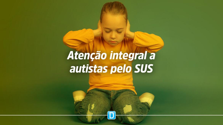 Amplo atendimento a autistas pelo SUS é aprovado pelo Senado