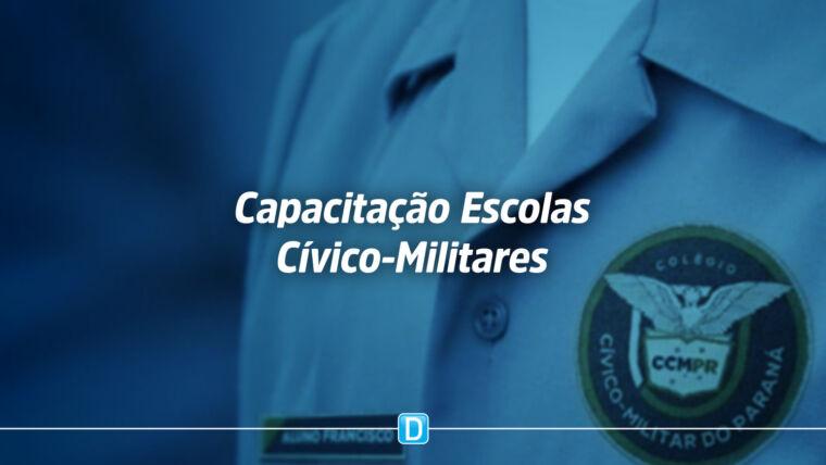 Abertas as inscrições para o curso sobre Diretrizes das Escolas Cívico-Militares