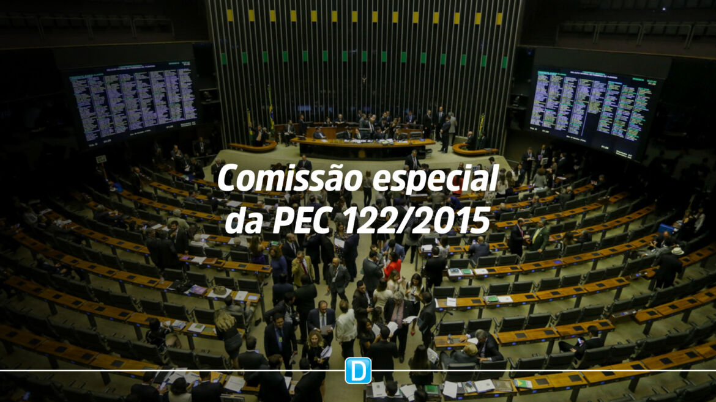 Instalada Comissão da PEC 122/2015 que proíbe a criação de novos encargos a municípios sem o respectivo recurso