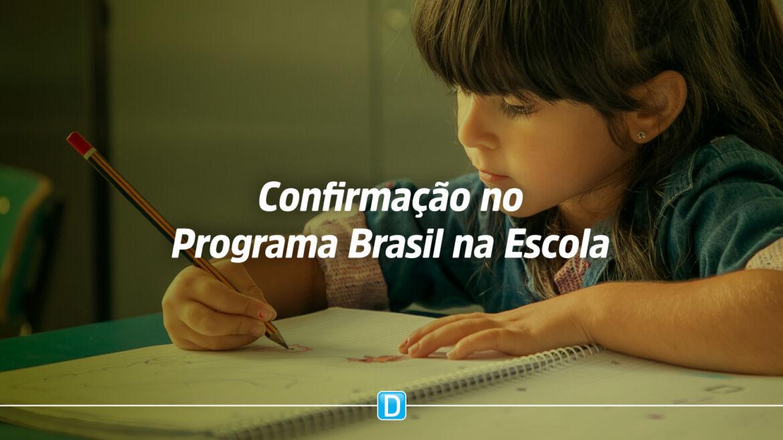 Escolas validadas no PBE devem confirmar interesse até hoje, 04 de outubro