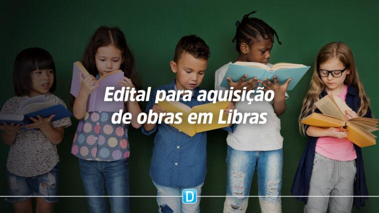 FNDE recebe colaborações para a construção de edital para aquisição de obras em Libras para a educação infantil