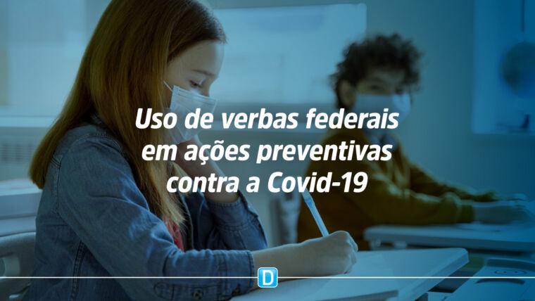 Comissão aprova uso de verbas federais para prevenir pandemia nas escolas